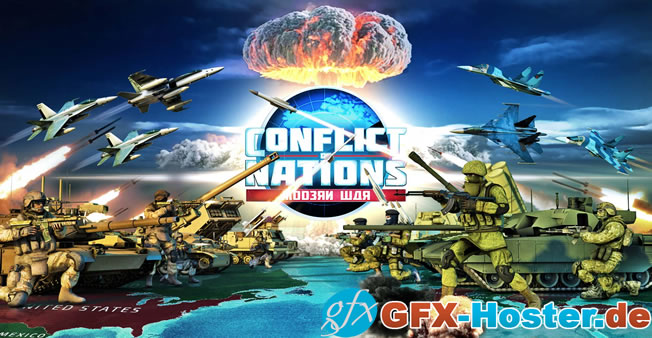 conflict of nations gallery bild